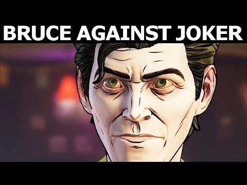 Bruce Wayne Against John Doe - BATMAN Season 2 The Enemy Within Episode 2: The Pact