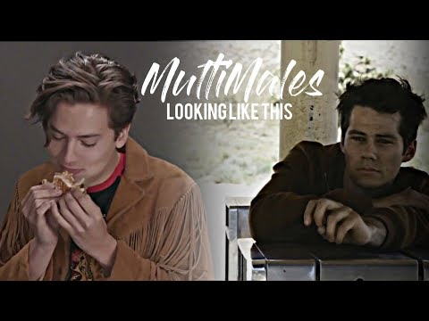 ►MultiMales  | Looking Like This (+xShadowBanshee and MedicineForNormality)