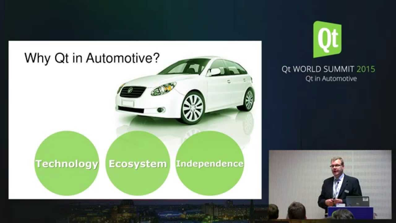 QtWS How Qt Meets The Automotive Technology Requirements Of Today - Car meets today near me