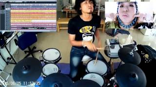 2NE1 - I Am The Best (Electric Drum cover by Neung)