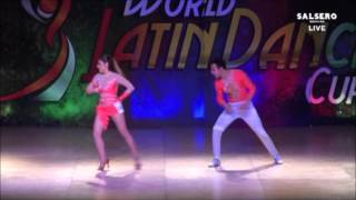 ABDA DANCERS MEHMET&NUR WLDC 2015 PRO-AM 5.PLC TURKEY