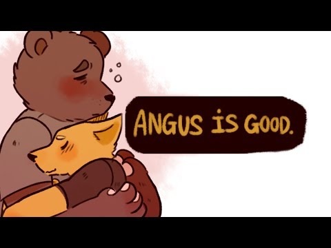 Angus is Good (Night In The Woods Comic Dub)