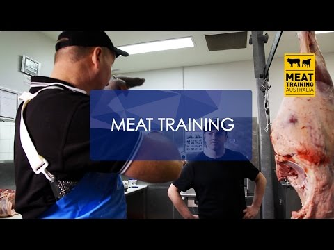 Meat Training Australia - Promotional Video 2015