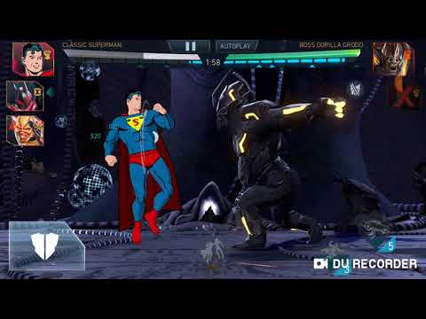 Injustice 2 Mobile | Raids After 3.0 | PBM Vs GG