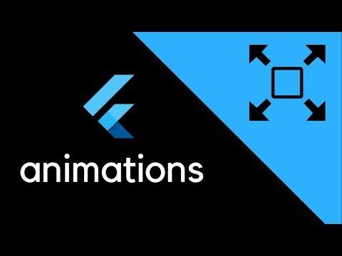 Flutter - Parenting Animations