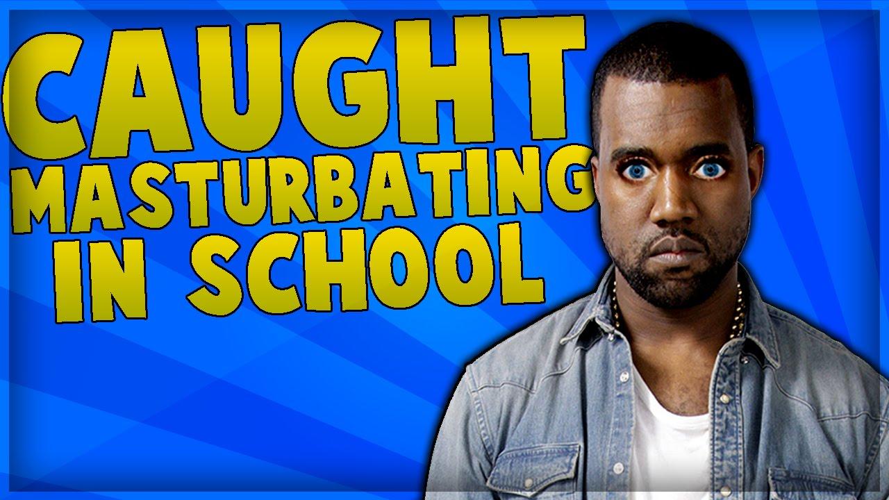 masturbating in school