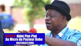 RDC-Abbé Pini-Pini: Voici l'origine des...