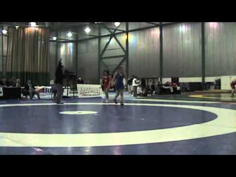 2009 Senior National Championships: 51 kg Jenn Nguyen vs. Terri McNutt