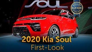 2020 Kia Soul -  First Look