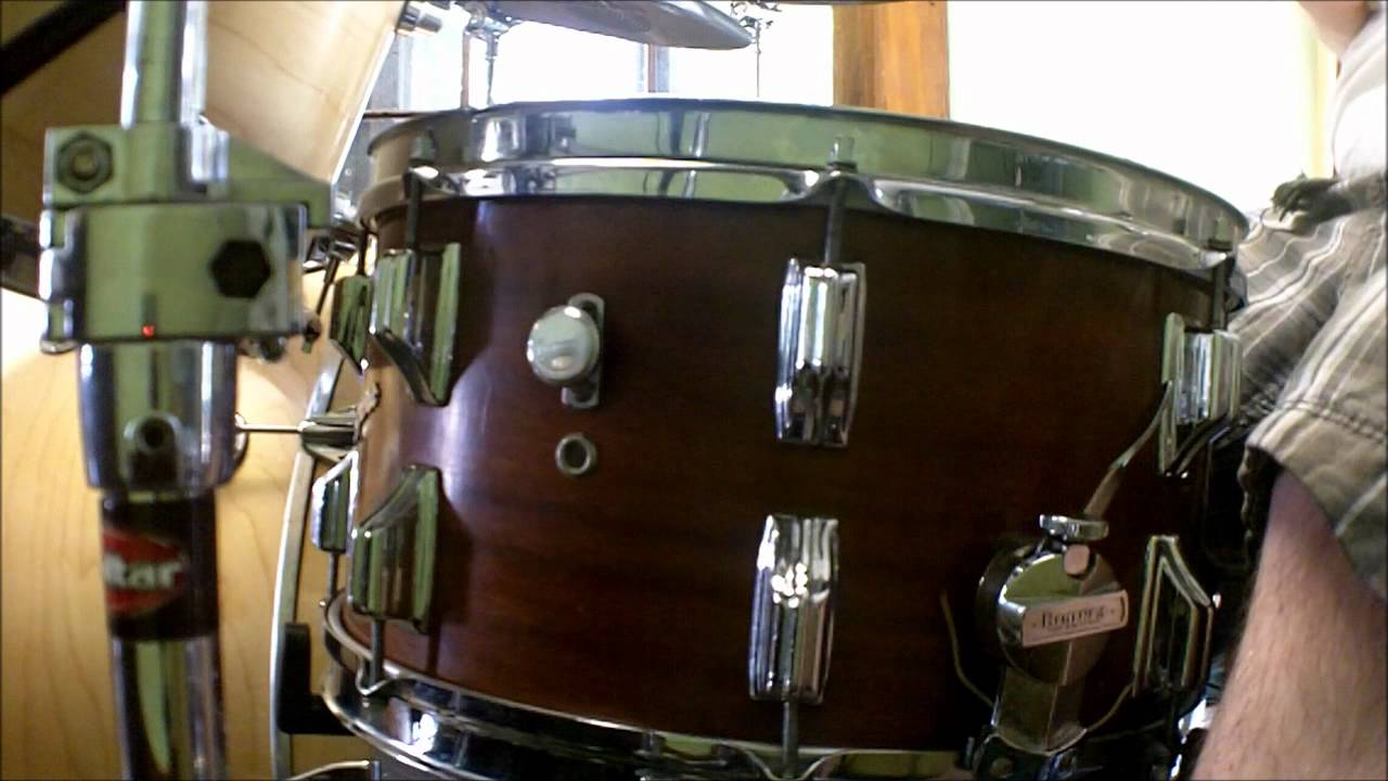 rogers 8x15 century concert snare drum youtube. Black Bedroom Furniture Sets. Home Design Ideas