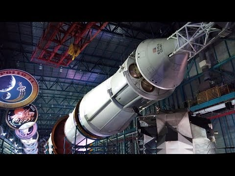Kennedy Space Center - Full Tour (2019)