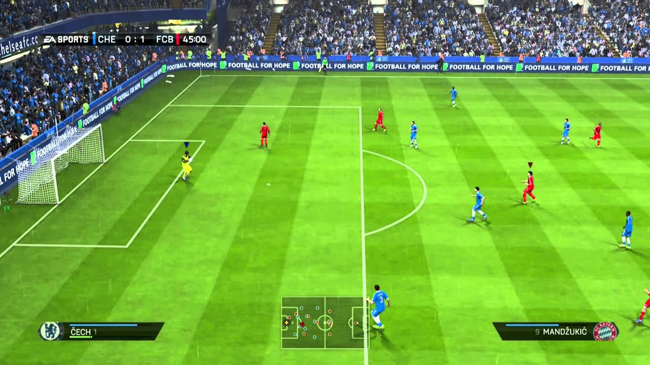 Fifa 14 xbox one chelsea vs bayern lets play fifa 14 full fifa 14 xbox one chelsea vs bayern lets play fifa 14 full hd voltagebd Images
