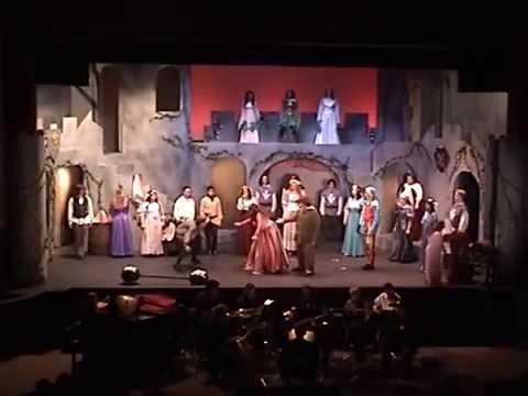 Santa Paula High School: Once Upon a Mattress - Song of Love (2005)