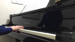 戦火の灯火 アニメ 機動戦士ガンダム鉄血のオルフェンズ 挿入歌 鈴華ゆう子 piano solo