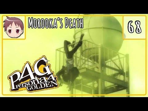 Persona 4 Golden - Morooka's Death - Episode 68 |