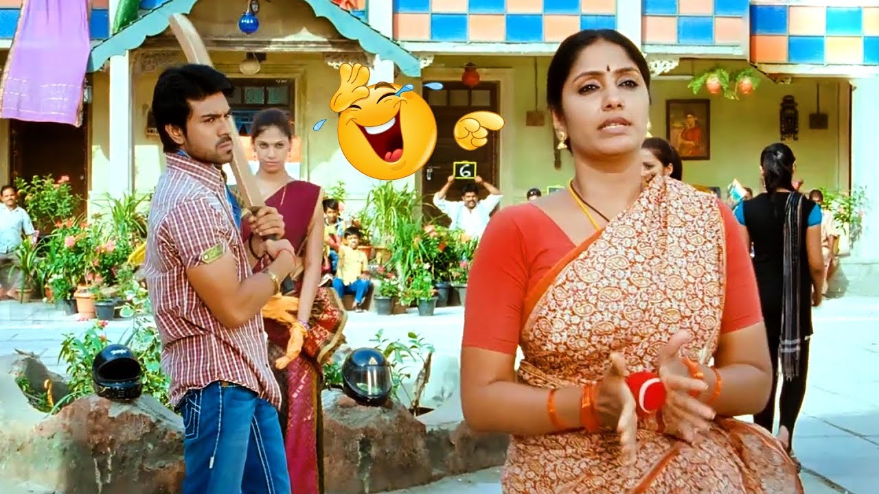 Ram Charan And Jhansi Back To back Comedy Scenes | Telugu Movies Comedy | #TeluguComedyClub