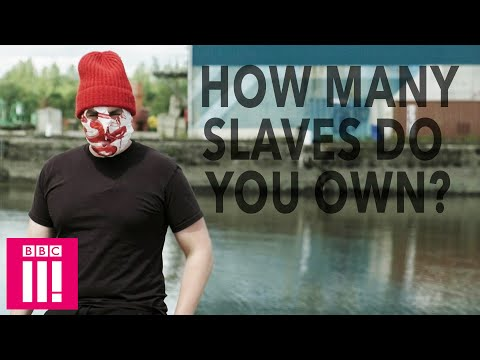 How Many Slaves Do You Own?   Blindboy Undestroys The World