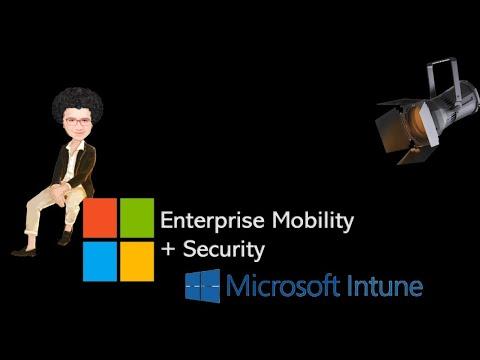 Microsoft EMS Intune