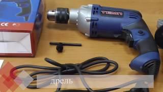 Видеообзор: Дрель ударная ТЕМП ДЭУ 750
