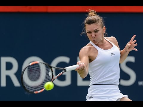 2016 Coupe Rogers Round of 16 | Simona Halep vs Karolina Pliskova | WTA Highlights