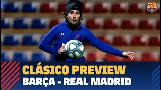 Match Preview: Barça - Real Madrid #ElClásico