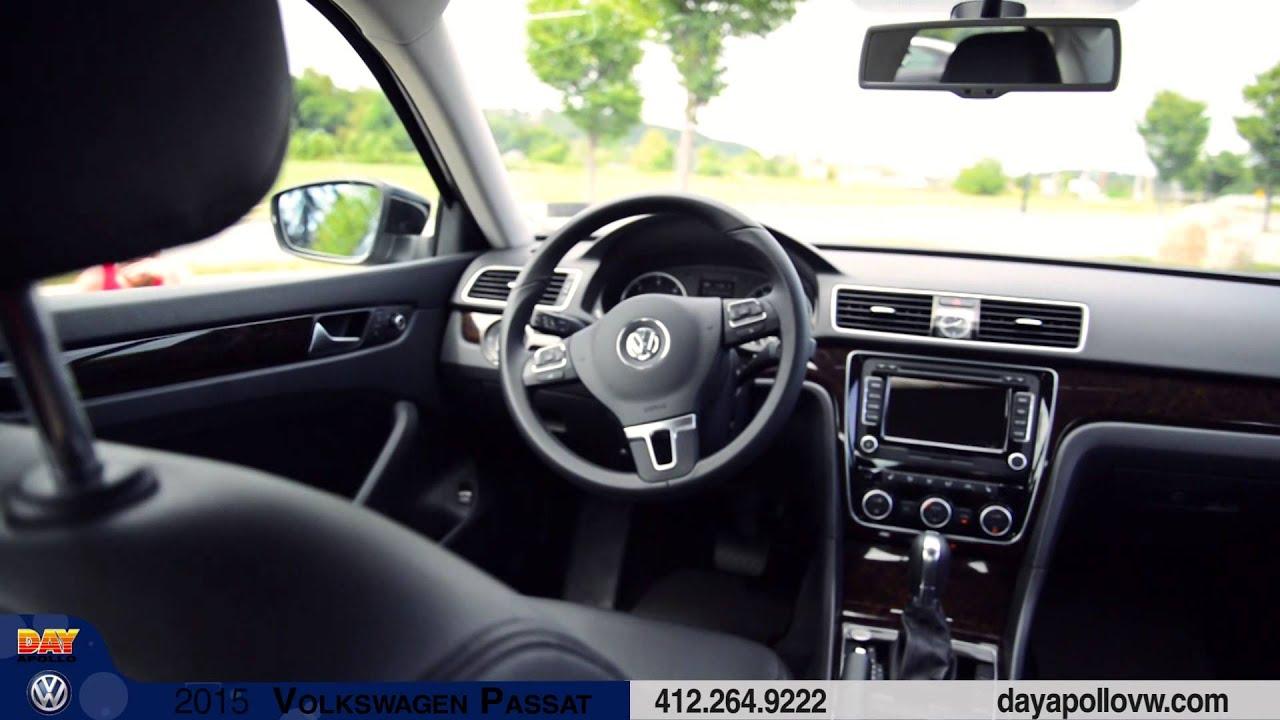 2015 Volkswagen Passat At Day Apollo Vw In Moon Twp Youtube