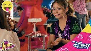 Soy Luna | Waar is Luna's hanger? | Disney Channel BE