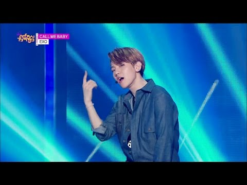 【TVPP】EXO - CALL ME BABY, 엑소 - 콜 미 베이비 @ Show Music core Live