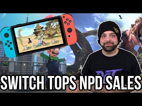 Nintendo Switch Tops NPD, Mario Odyssey DLC, and Metal Gear Survive Dating?! | RGT 85