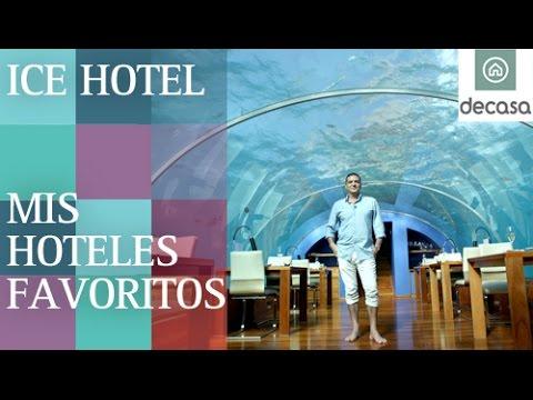 Ice Hotel Suecia (World's most amazing hotels)   Mis hoteles favoritos