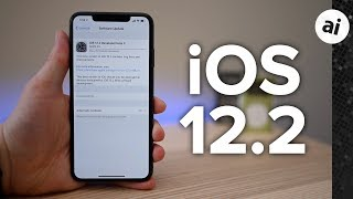 What's New in iOS 12.2 Beta 3: Remote, Group FaceTime, Bug Fixes!
