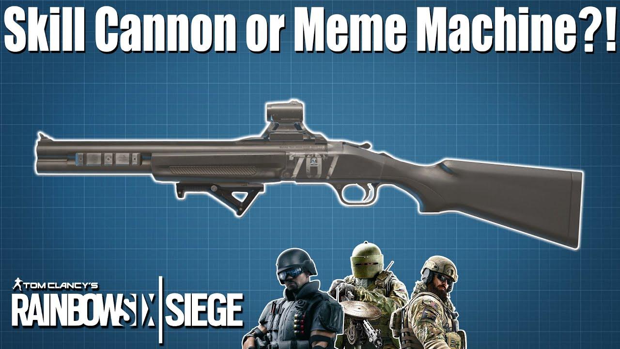 BOSG.12.2: Game Changer or Meme? – Rainbow Six | Siege