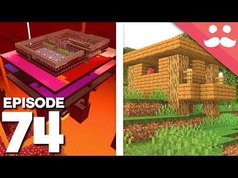 Hermitcraft 6: Episode 74 - the FARMING Episode!
