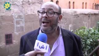 بالفيديو : عادل أديب : اتمنى عمل فيلم عن رحلة العائلة المقدسة