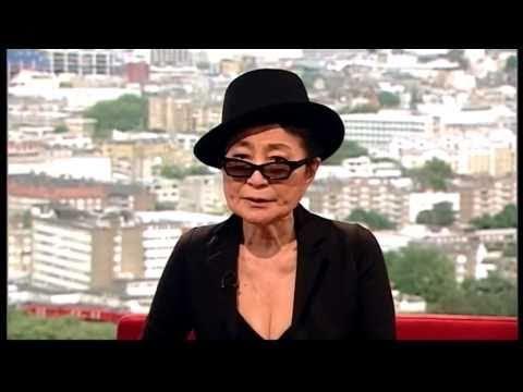 Yoko Ono talks about if John Lennon was 70 (Andrew Marr Show, 19.9.10)