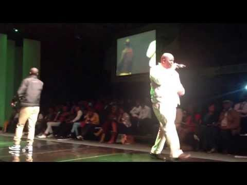 Durban Fashion Fair 2013  Thursday wrap performance