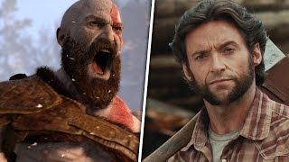 Nome do filho do Kratos de God of War, filme do Logan e polêmica de Carrie Fisher