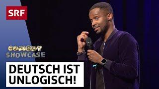 Deutsch ist unlogisch | Charles Nguela | Comedy Showcase | SRF Comedy