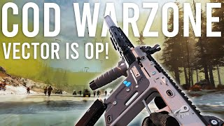 Call of Duty Warzone Vector is Insane - Season 4 is LIVE!