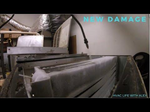 HVAC Life with Alex - New damage
