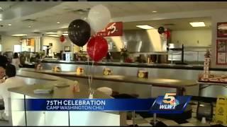 Camp Washington Chili Celebrates 75th Anniversary