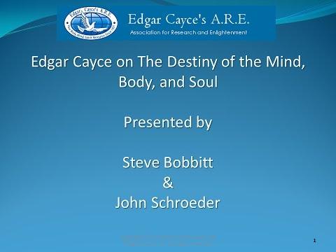 Edgar Cayce on The Open Door