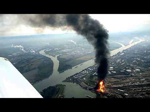 BASF brennt!