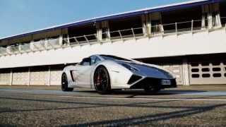 Lamborghini Gallardo LP 570-4 Squadra Corse - Full video