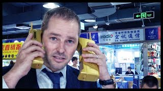 WEIRD Chinese Phone HUNT and Unboxing!