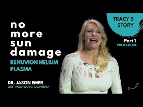 The Non-Surgical Facelift with Renuvion Helium Plasma Technology | Dr. Jason Emer