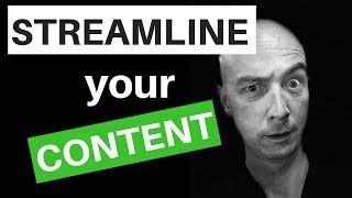 Streamlining Content for Niche Sites