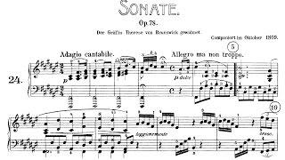vuclip Beethoven: Sonata No.24 in F-sharp Major,