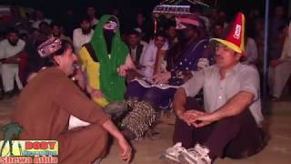 pashto mazahiya khaka 16 in Zahid Bacha program dakay yarhussain program