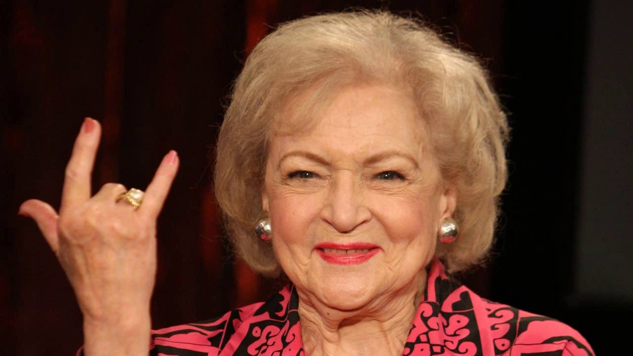 Beloved Actress, Comedian Betty White Turns 96